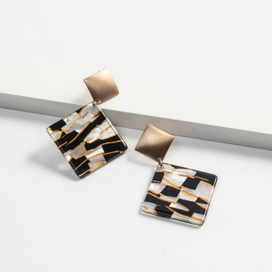 aros geometricos verano 2020 Isadora Accesorios