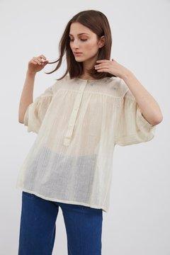 blusa de moda primavera verano 2020 Vero Alfie