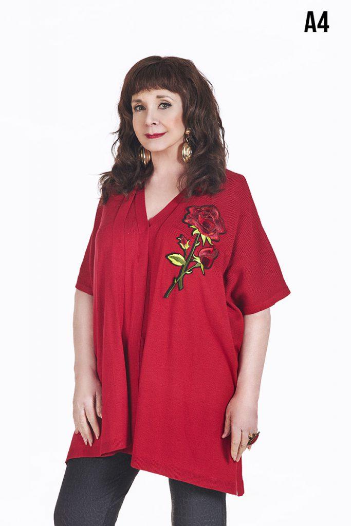 blusa talles grandes verano 2020 Loren
