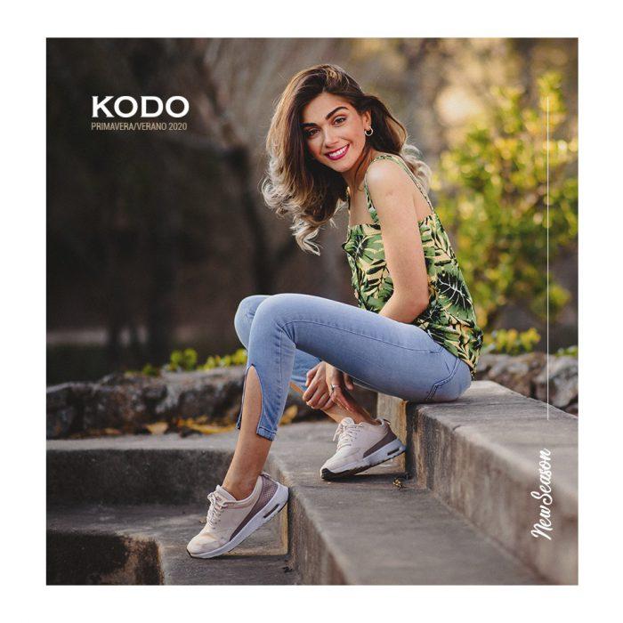 blusas casual estampadas kodo jeans verano 2020