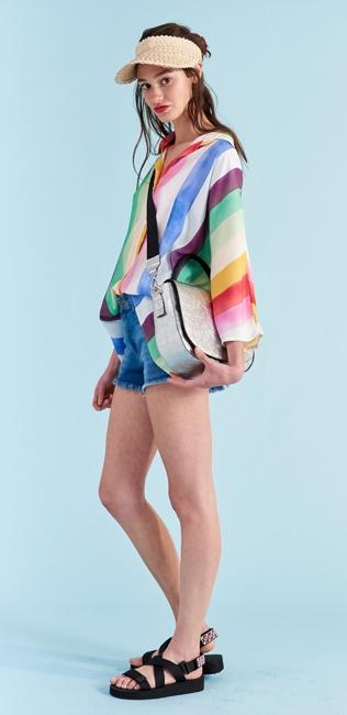 blusas urbanas estampa juvenil Benito Fernandez verano 2020
