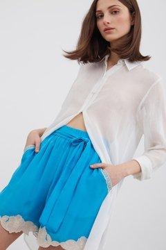 camisa larga blanca primavera verano 2020 Vero Alfie
