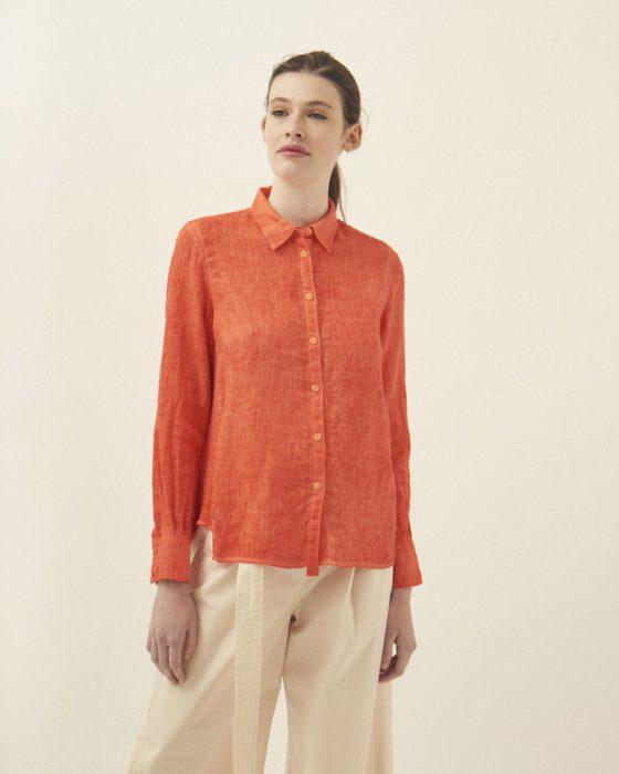 camisas de colores Graciela Naum verano 2020