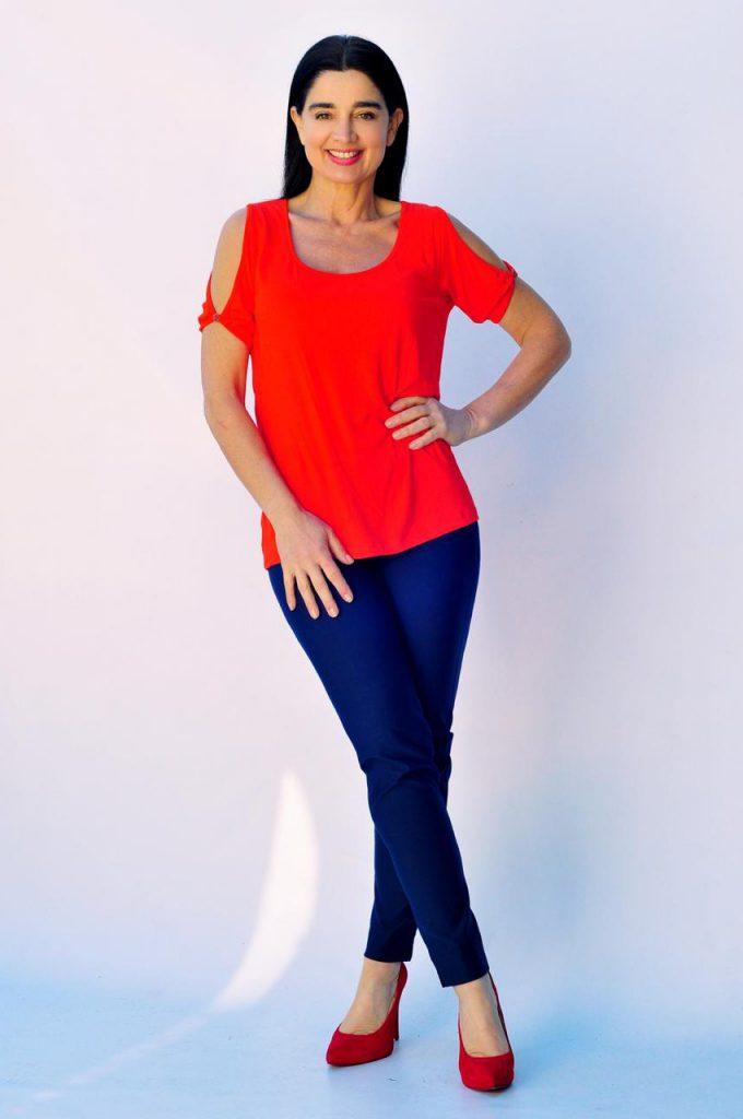 jeans clasicos señoras Veramo talles grandes verano