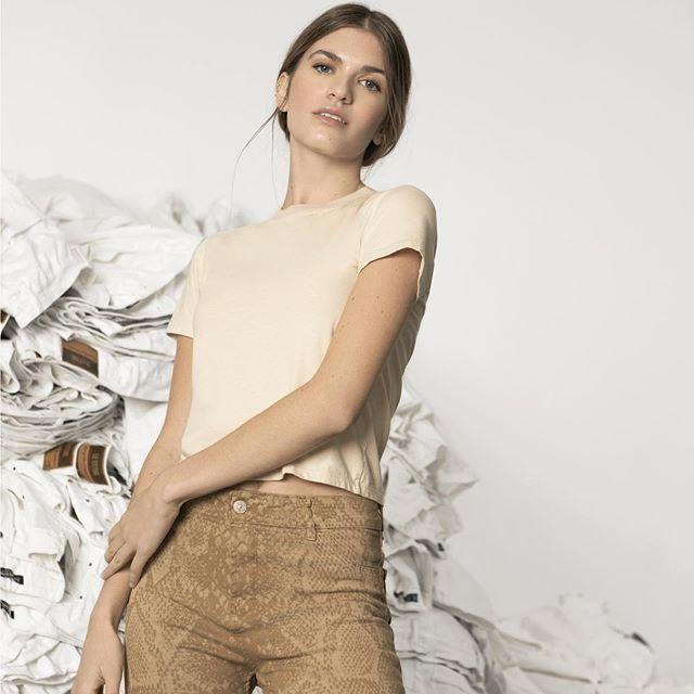 jeans estampados Le Utthe primavera verano 2020