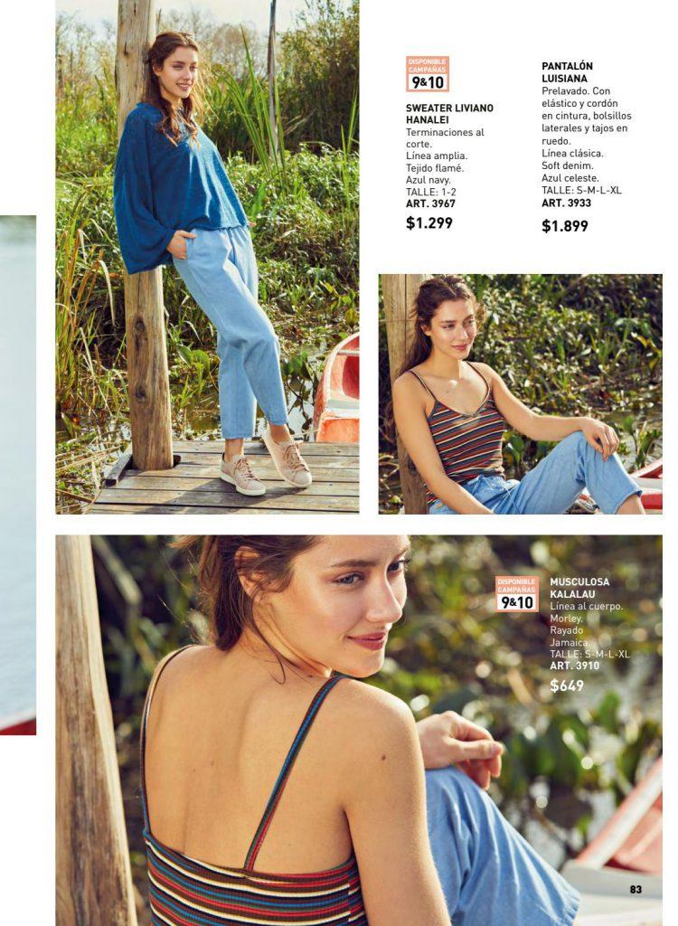 jeans livianos y juveniles Wineem verano 2020