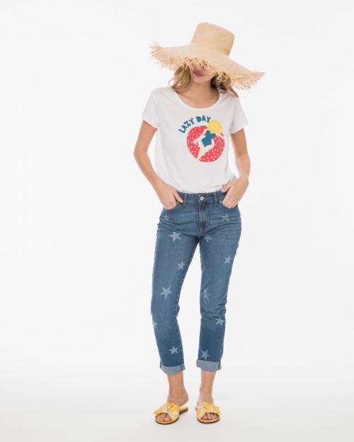 jeans mom verano 2020 Wanama Mujer
