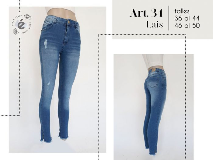 jeans mujer ecole verano 2020