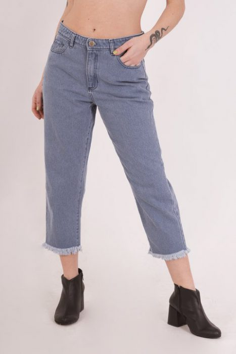 jeans pantacort Clan Issime verano 2020