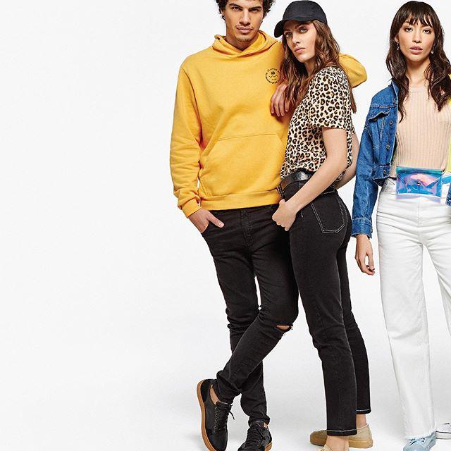 jeans recto mujer Le Utthe primavera verano 2020