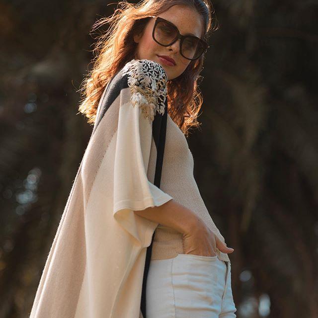 kimonos de hilo Enriquiana Tejidos verano 2020