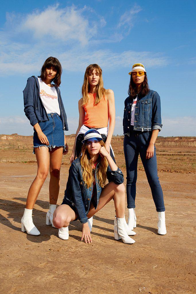looks urbanos juveniles primavera verano 2020 Kimeika