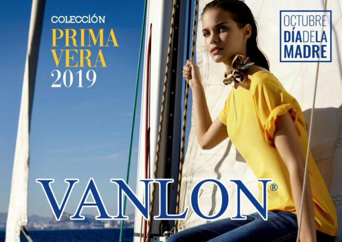 moda casual urbana Vanlon verano 2020
