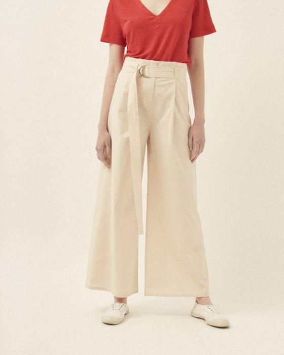 pantalon de vestir oxford señoras Graciela Naum verano 2020