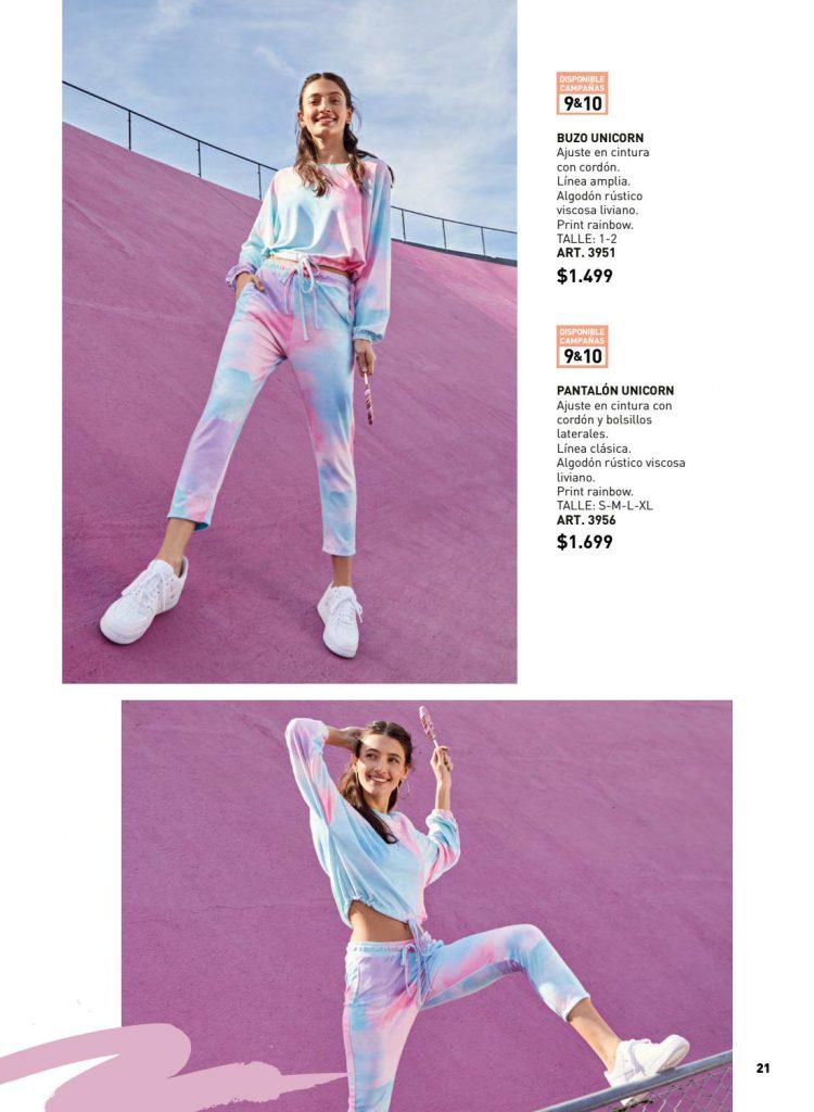 pantalon y buzo barik multicolor Wineem verano 2020