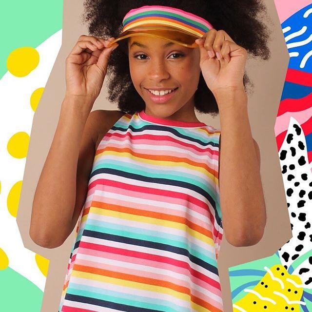 remera a rayas para adolescentes mujer Te lo Juro verano 2020