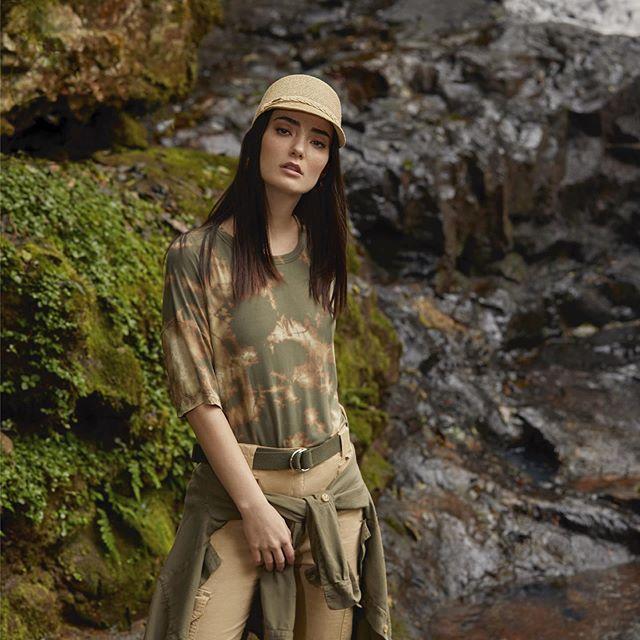 remera batik mujer Le Utthe primavera verano 2020
