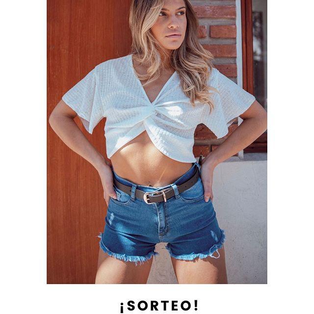 short jeans rutico juvenil Scottkaen verano 2020