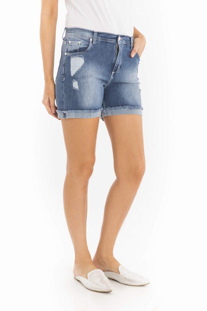 short jeans señoras verano 2020 Adriana Costantini