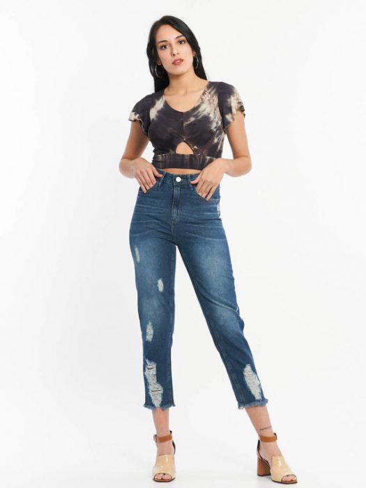 top batik Af jeans verano 2020