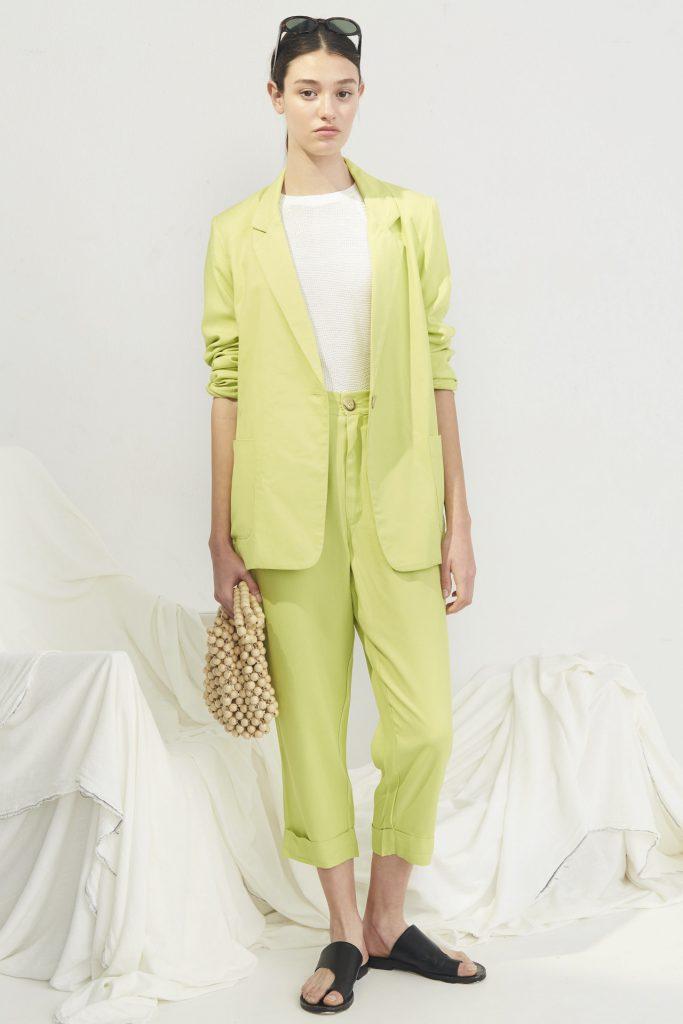 traje para mujer holgado capri Bled verano 2020