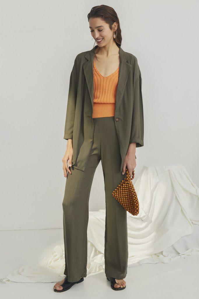 trajes frescos y comodos para mujer Bled verano 2020