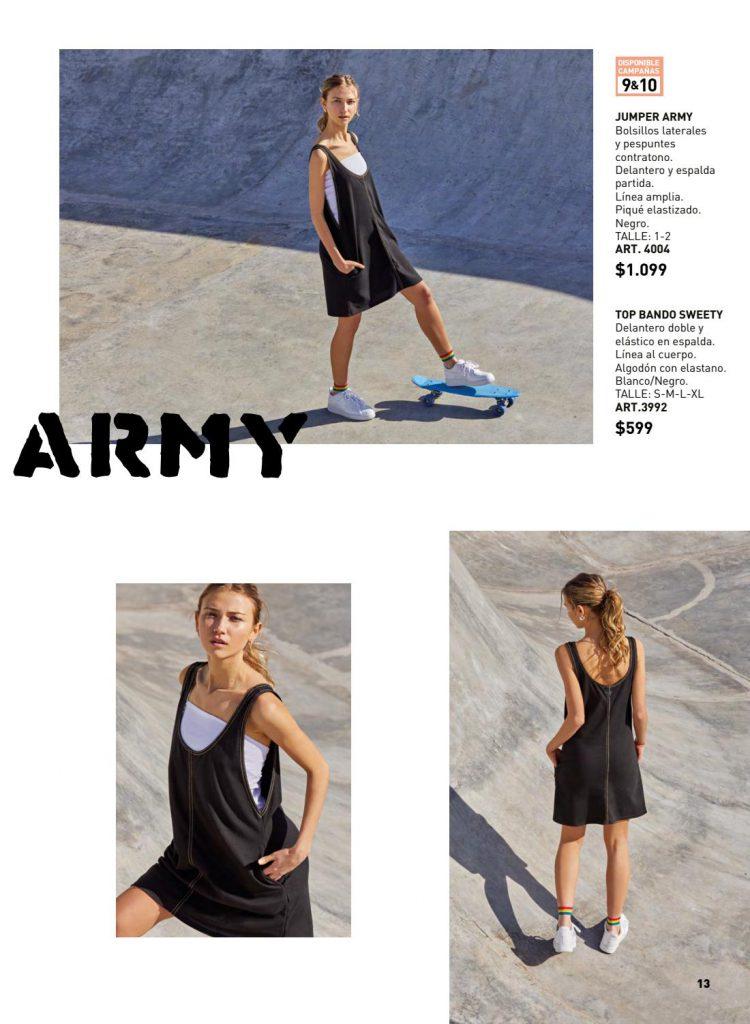 vestido corto sport Wineem verano 2020