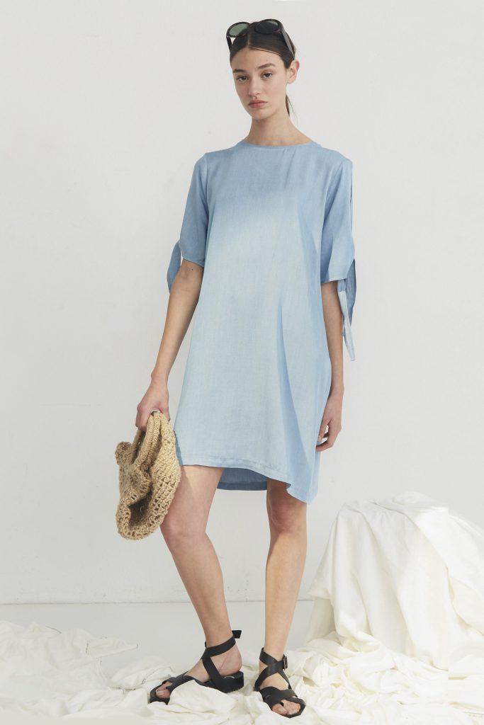 vestido estilo tunica para un look formal y urbano Bled verano 2020