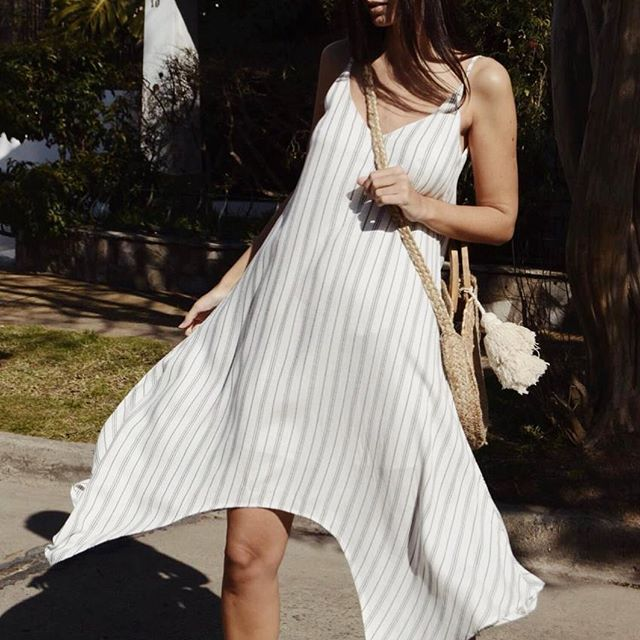 vestidos frescos para el verano juveniles Summa verano 2020