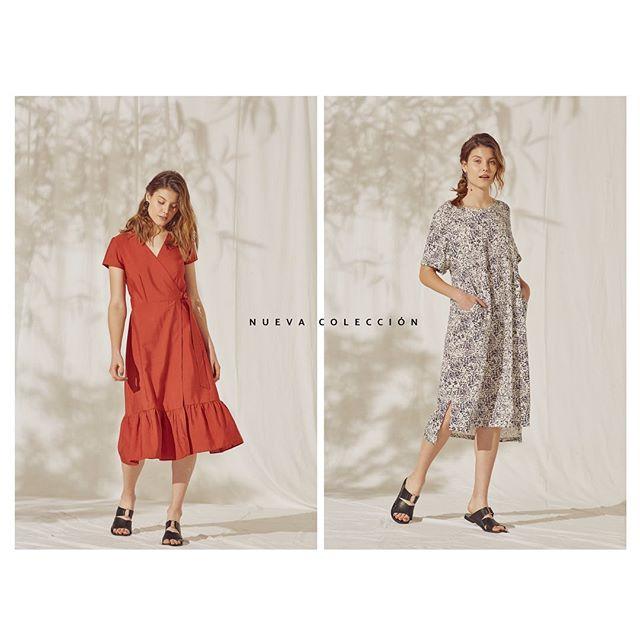 vestidos largo medio para el dia Silenzio verano 2020