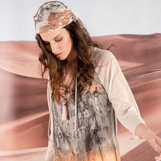 blusa batik verano 2020 Marcela Pagella