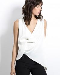 blusa blanca y pantalon negro mujer verano 2020 Activity
