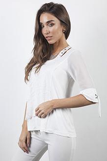 blusas blanca carla vianinni verano 2020