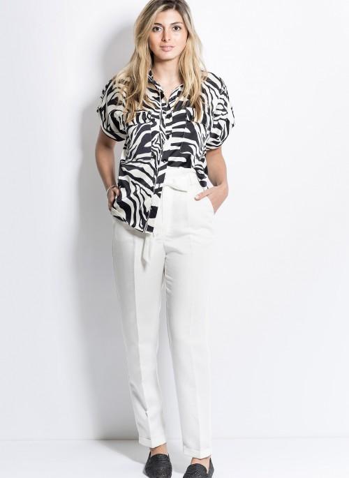 camisa cebra mujer verano 2020 Activity