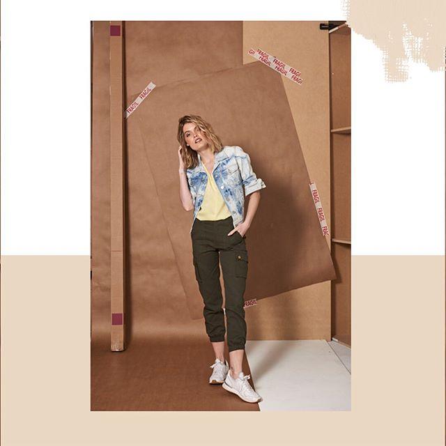campera jeans batik verano 2020 Wupper jeans