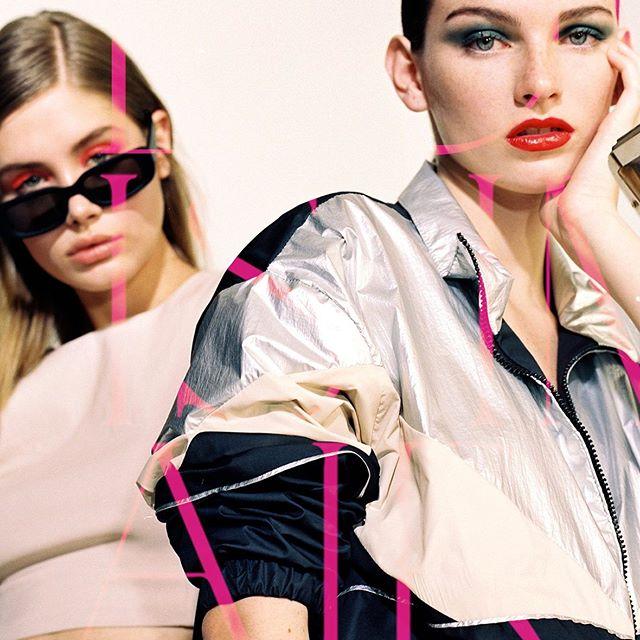 campera rompeviento metalizada Ropa de moda juvenil verano 2020 RIE