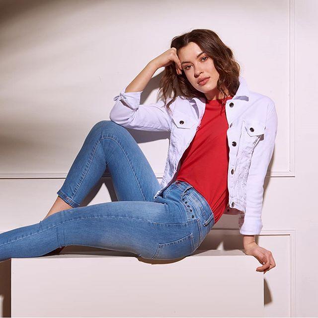 camperas de jeans Nahana Jeans verano 2020