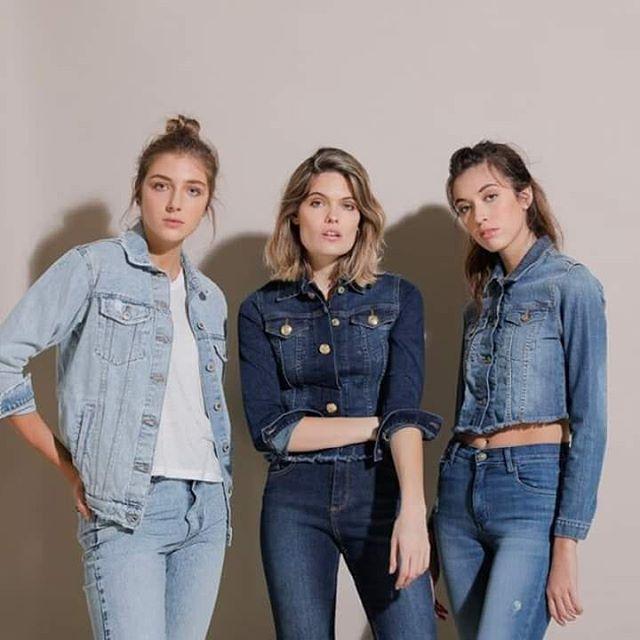 camperas y pantalones Riffle jeans verano 2020