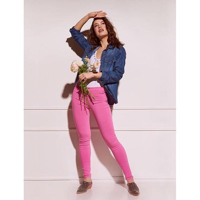 chupin rosa Nahana Jeans verano 2020