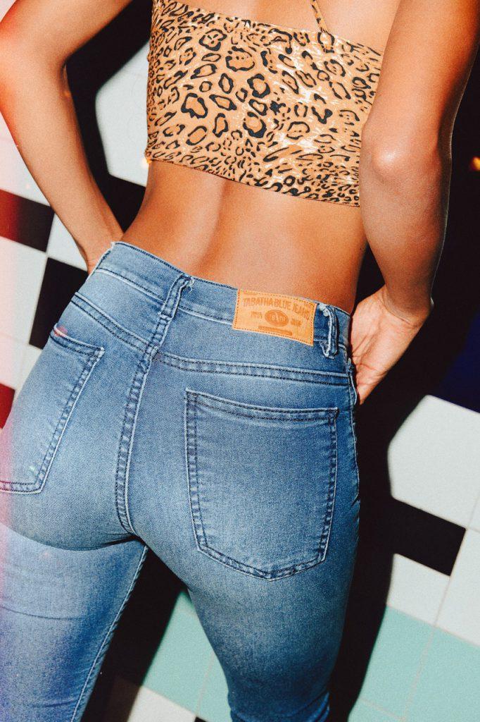 jeans Tabatha juveniles mujer verano 2020