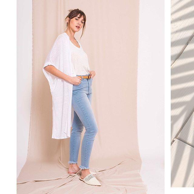 jeans chupin Zula verano 2020