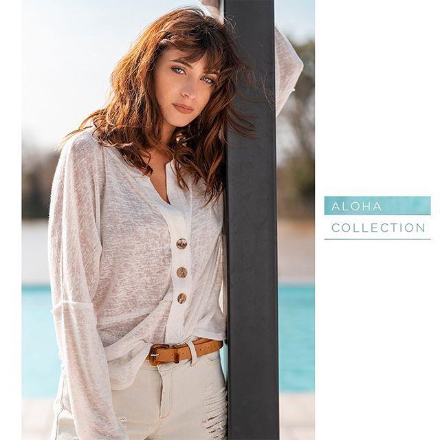 jeans y camisa blanca Zula verano 2020