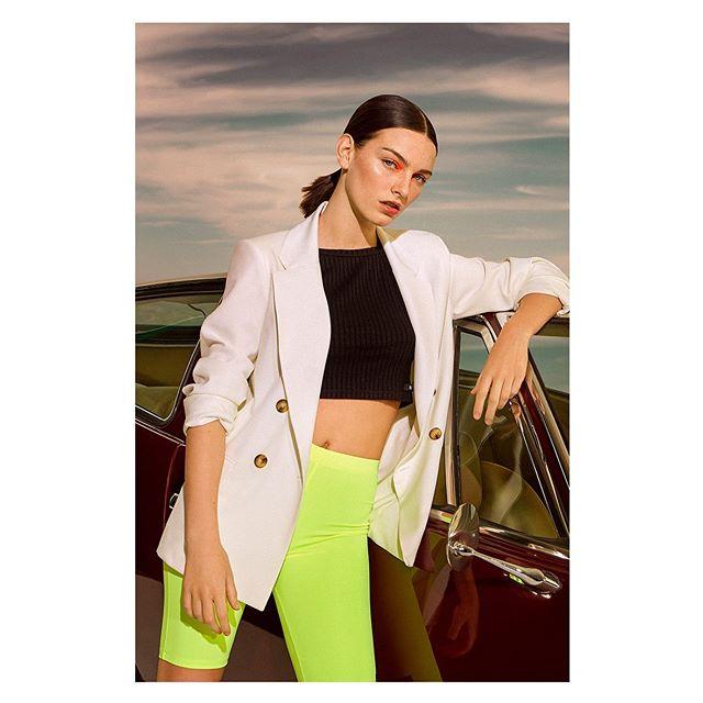 look con calza ciclista moda juvenil verano 2020 RIE