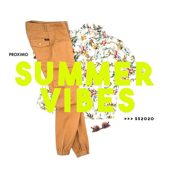 pantalon cargo babucha Proximo verano 2020