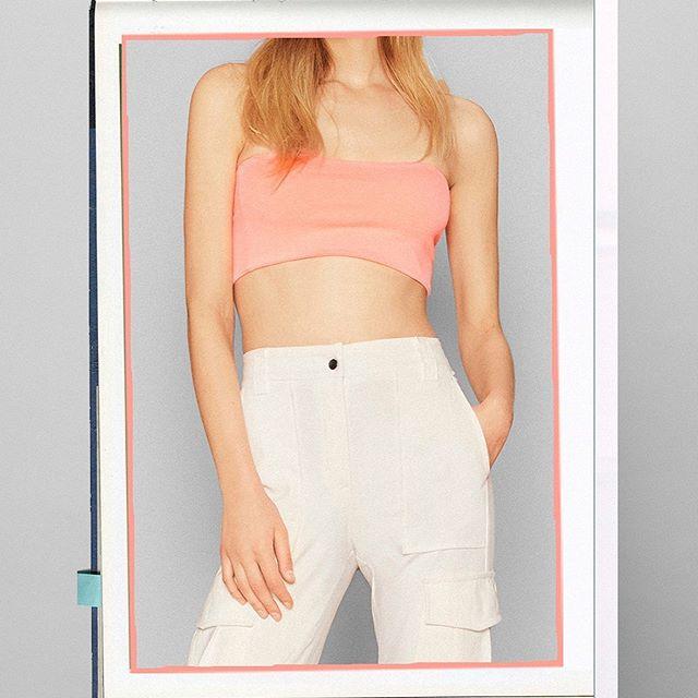 pantalon carog gabardina moda juvenil verano 2020 RIE