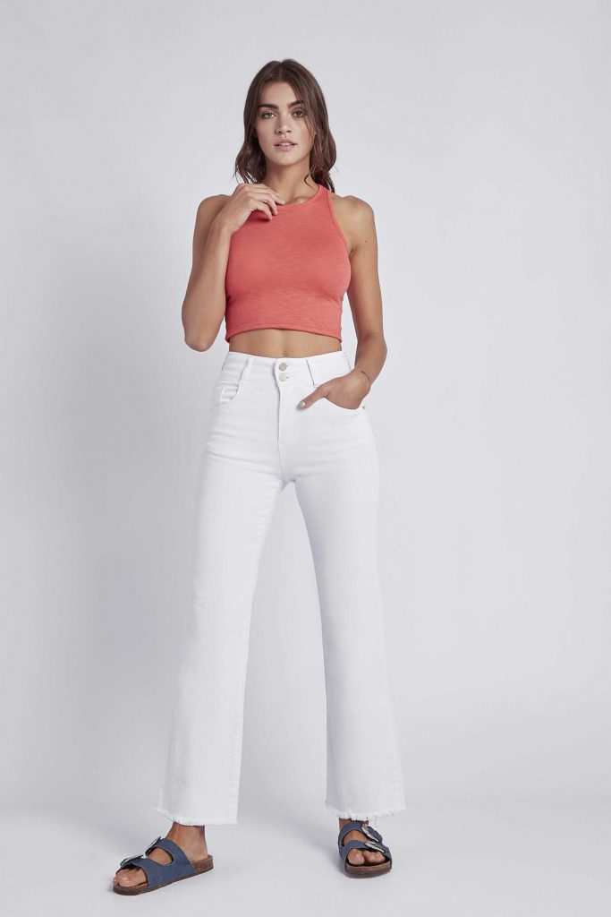 pantalon recto Viga Jeans verano 2020