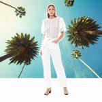 Melocoton – Look en blanco primavera verano 2020