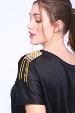 remeras con bordados mujer verano 2020 by Ona Saez
