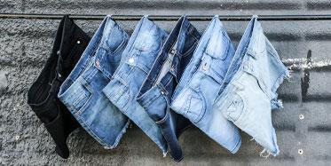 short Nahana Jeans verano 2020
