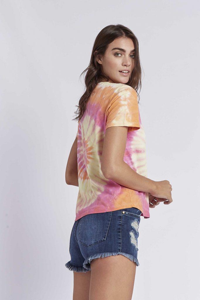short con gastados y roturas Viga Jeans verano 2020